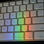 Rainbow Keyboard