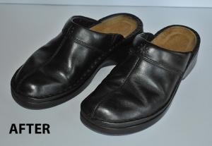 Shined Shoes