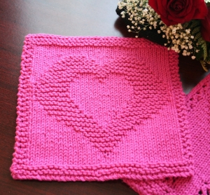 Knit cloth by Bruinmom99 from Flicker