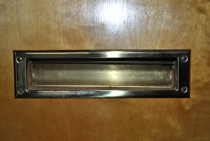 Basic mail slot